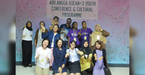 Airlangga ASEAN+3 Youth Conference and Cultural Program in Indonesia
