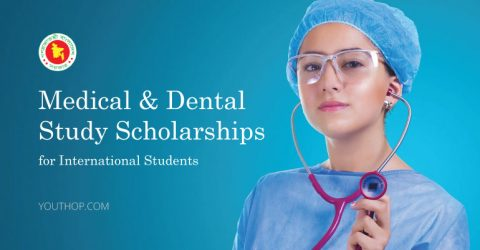 Bangladesh Gov't Medical and Dental Study Scholarships 2018-19 for Int'l Students