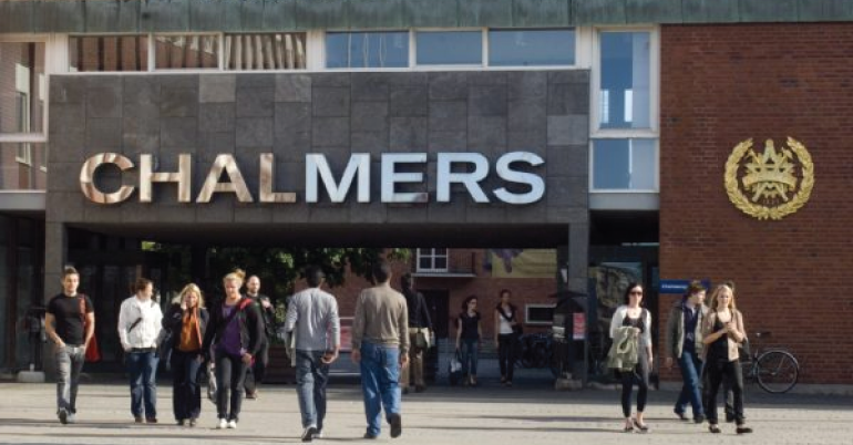 Chalmers IPOET Scholarships 2019 in Sweden