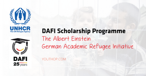 DAFI Scholarship Programme: The Albert Einstein German Academic Refugee Initiative