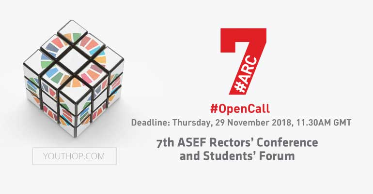 7th ASEF Rectors' Conference and Students' Forum