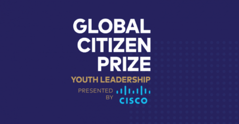 Global Citizen Prize for Youth Leadership 2018 (Win USD 250,000 and a Funded Trip to South Africa)