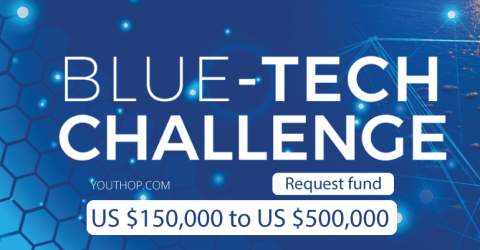 IDB Blue-Tech Challenge 2018 (Request funds from a range of US$150K-US$500K)