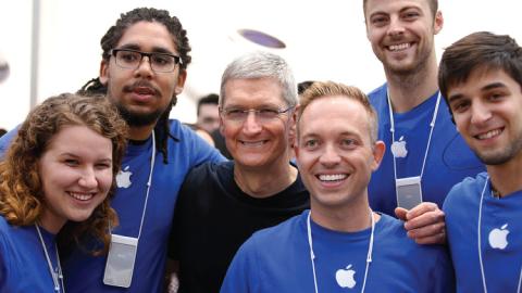Internship at Apple 2019: Hardware Technology & Research Scientist