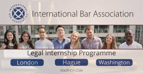 Legal Internship Programme at International Bar Association