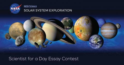 NASA's 2018-19 Scientist for a Day Essay Contest