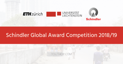Schindler Global Award Competition 2018/19