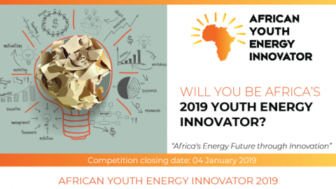 The African Youth Energy Innovator 2019