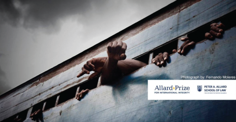 The bi-annual Allard Prize Photography Competition 2019