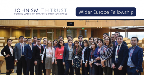 The John Smith Trust Wider Europe Fellowship 2019 in UK [Fully Funded]