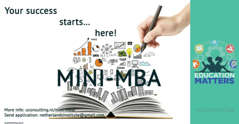 The Netherlands Education Group Mini MBA 2019 in Netherlands