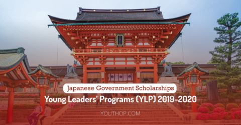 The Young Leaders' Programs (YLP) 2019-2020 by the Government of Japan
