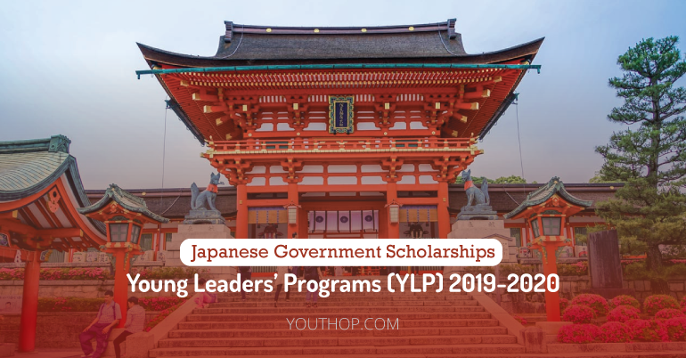 The Young Leaders' Programs 2019-2020 by the Government of Japan