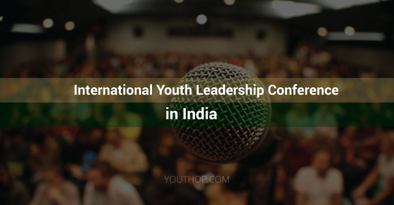 TJ International Youth Leadership Conference 2019 in India