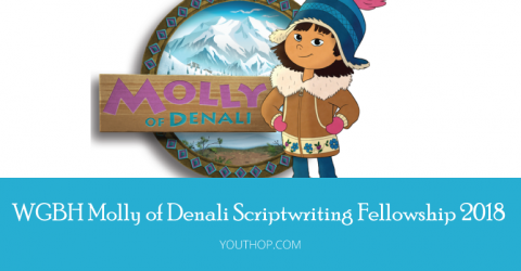 WGBH Molly of Denali Scriptwriting Fellowship 2018