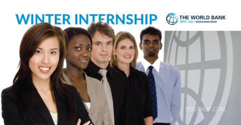 Winter World Bank Internship Program 2019