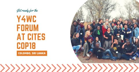 Youth 4 Wildlife Conservation Forum 2019 in Colombo, Sri Lanka
