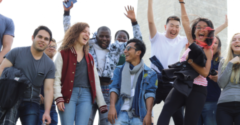 2019 Global Undergraduate Exchange Program (Global UGRAD) in USA