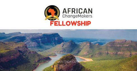 African ChangeMakers Fellowship Program (#ACFellowship) 2019