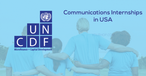 Call for Applications: 2019 Communications Internships at UNCDF in USA