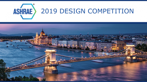 Call for Participation: ASHRAE Design Competition 2019