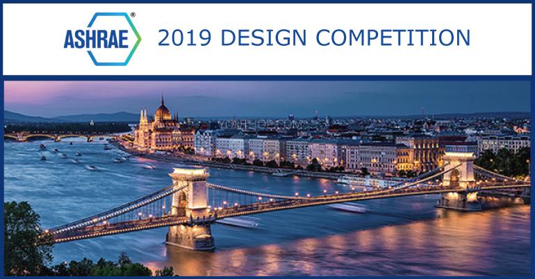 Call For Participation Ashrae Design Competition 2019