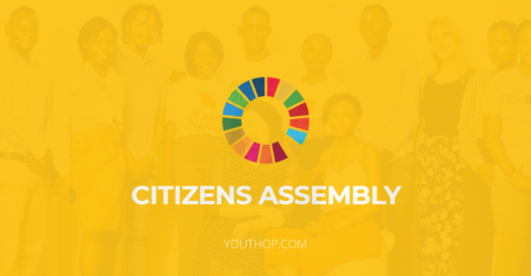 Call for Teams: United For 2030 Citizens Assembly