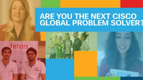 Cisco Global Problem Solver Challenge 2019