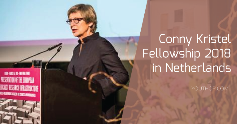 Conny Kristel Fellowship 2018 in Netherlands