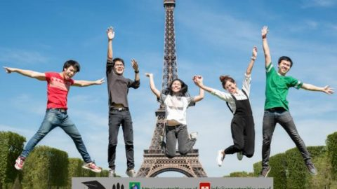 The Eiffel Excellence Scholarship Program for International Students 2019