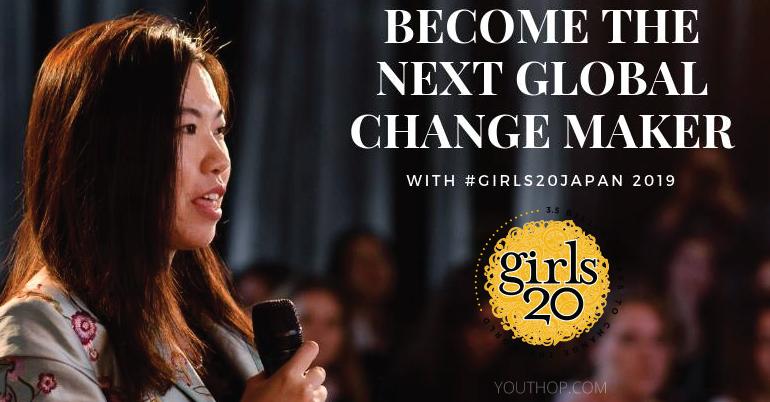 G(irls)20 Summit 2019 in Tokyo, Japan