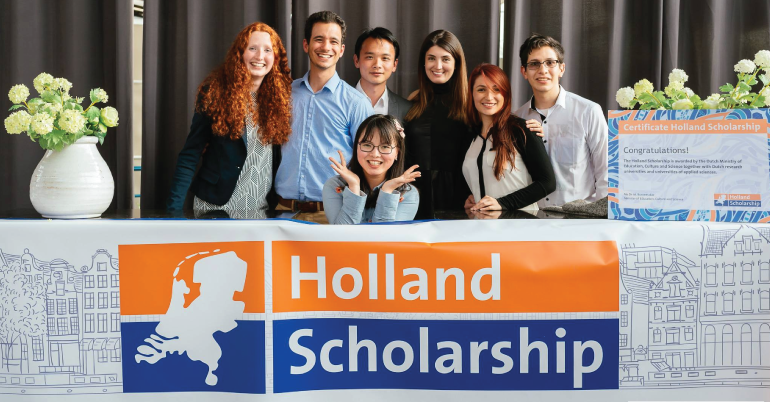 Image result for Holland Scholarship