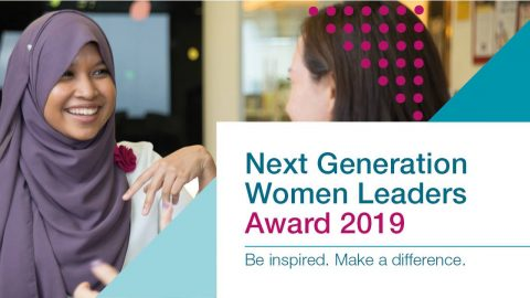 McKinsey&Company Next Generation Women Leaders Award 2019