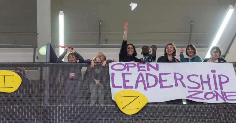 Mozilla Open Leader 2019