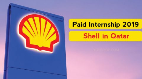 Paid Internship Opportunity 2019 at Shell in Qatar
