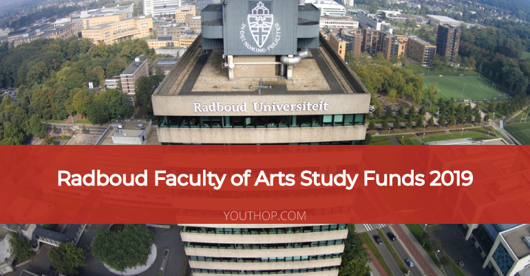 Radboud Faculty of Arts Study Funds 2019 in Netherlands