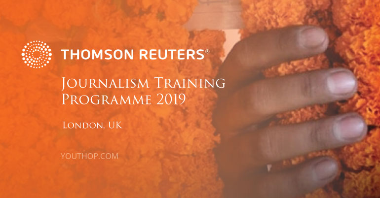applications are open for the reuters journalism training. Black Bedroom Furniture Sets. Home Design Ideas