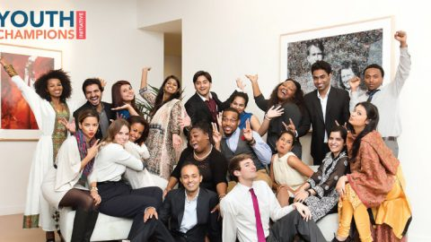 Rise Up Youth Champions Initiative 2019 in California, USA