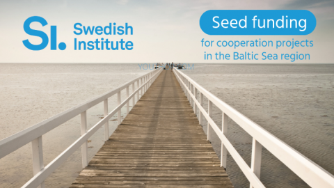 Swedish Institute 2019 Seed Funding for Cooperation Projects in the Baltic Sea Region