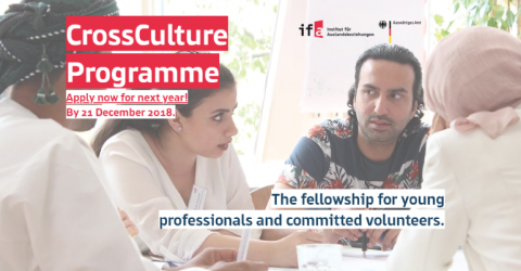 The CrossCulture Programme 2019 in Germany