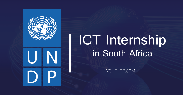 UNDP ICT Internship 2018 in South Africa
