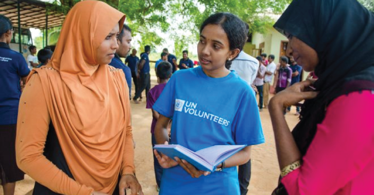 UNDP Internship 2018 in Sri Lanka (Communications Assistant)