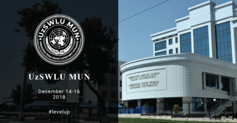UzSWLU Model United Nations Conference 2018 in Uzbekistan