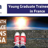 Young Graduate Trainee 2018-2019 at European Space Agency in France