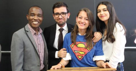 Young Leaders Access Program 2019 in USA