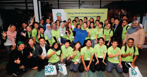 Young Social Entrepreneurs Programme 2019 in Singapore (SGD 20,000in Grants and Many More)