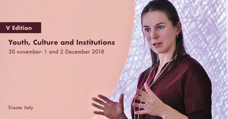 Youth, Culture and Institutions Conference 2018 in Italy