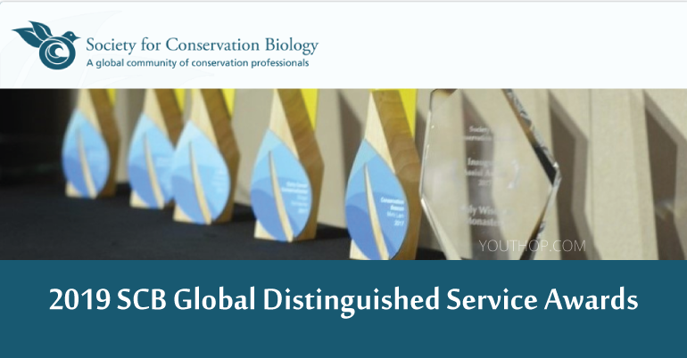 2019 SCB Global Distinguished Service Awards