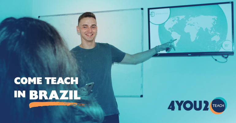 4YOU2 Teach | Teach English in Brazil