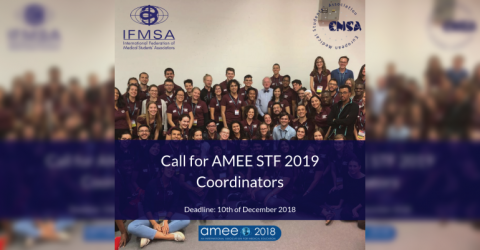 AMEE Student Task Force Coordinators 2019 in Austria
